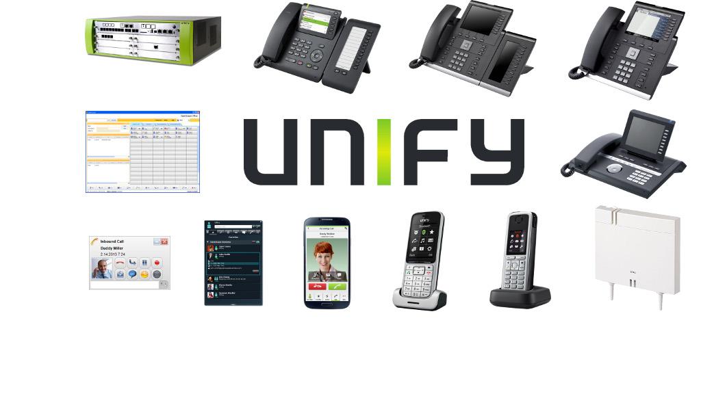 Prodotti e soluzioni Unify